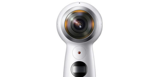 Gear 360 Spherical VR Camera