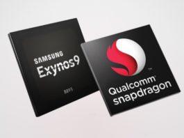 Snapdragon 835 vs Exynos 8895