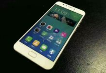 Gionee S10 live front picture