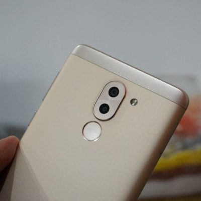 Honor 6X Tip Fingerprint