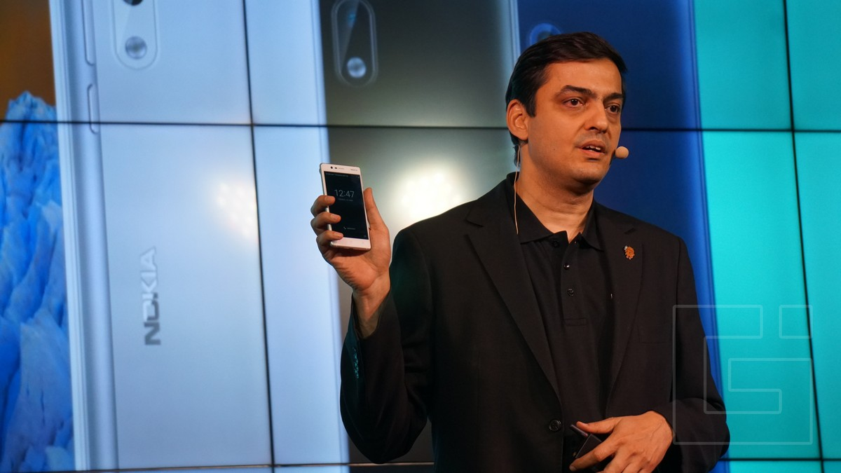 HMD Global Nokia Android Launch