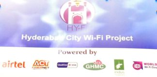 Hyderabad City WiFi Project