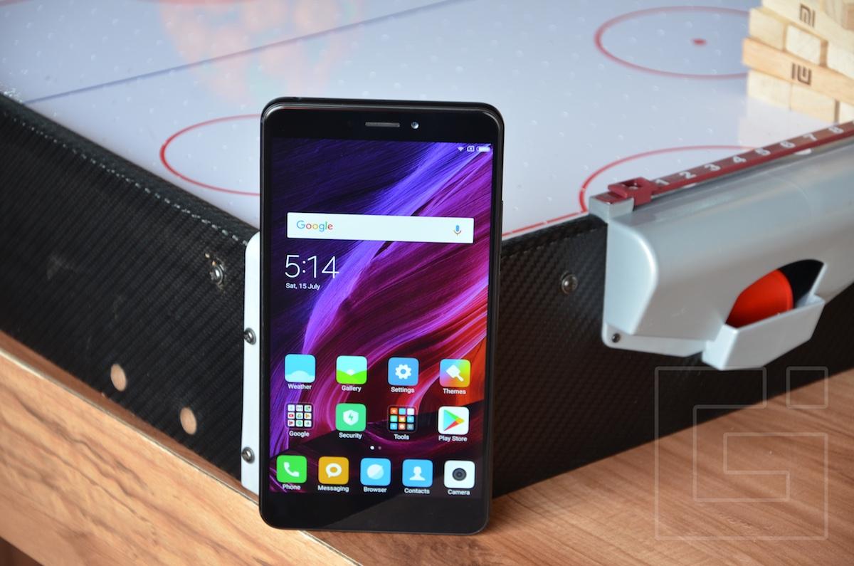 Xiaomi Mi Max 2 Hands-on
