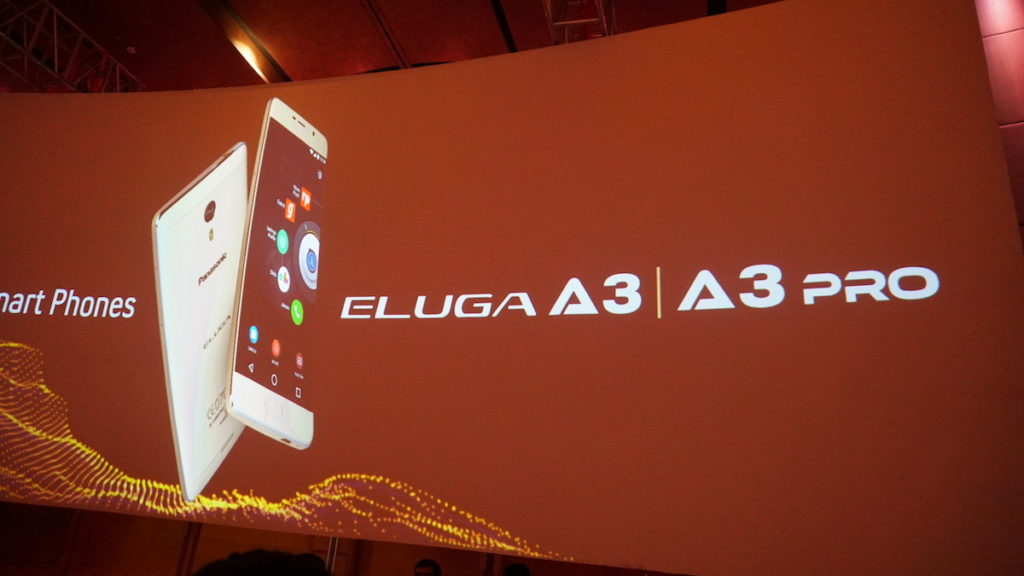 Panasonic launches Eluga A3 and A3 Pro with virtual assistant Arbo