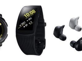 Samsung Gear Sport Fit2 Pro Gear IconX