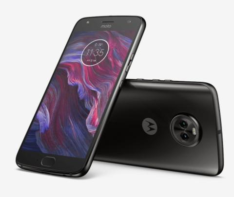 Moto X4 Phone