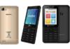Karbonn A40 India vs JioPhone vs Micromax Bharat 1