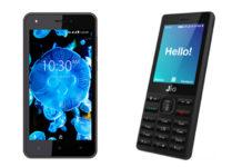 Airtel Karbonn A40 vs JioPhone