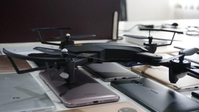 Aviation Ministry unveils draft regulations on civil use of drones