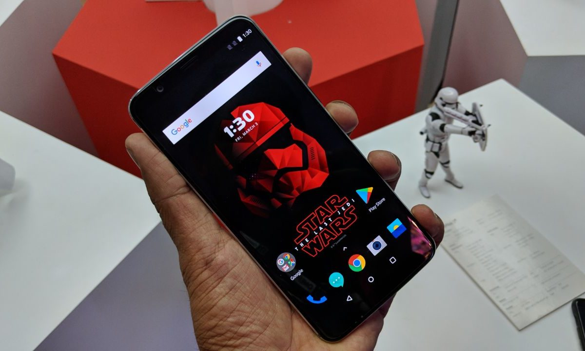 OnePlus 5T Star Wars Edition