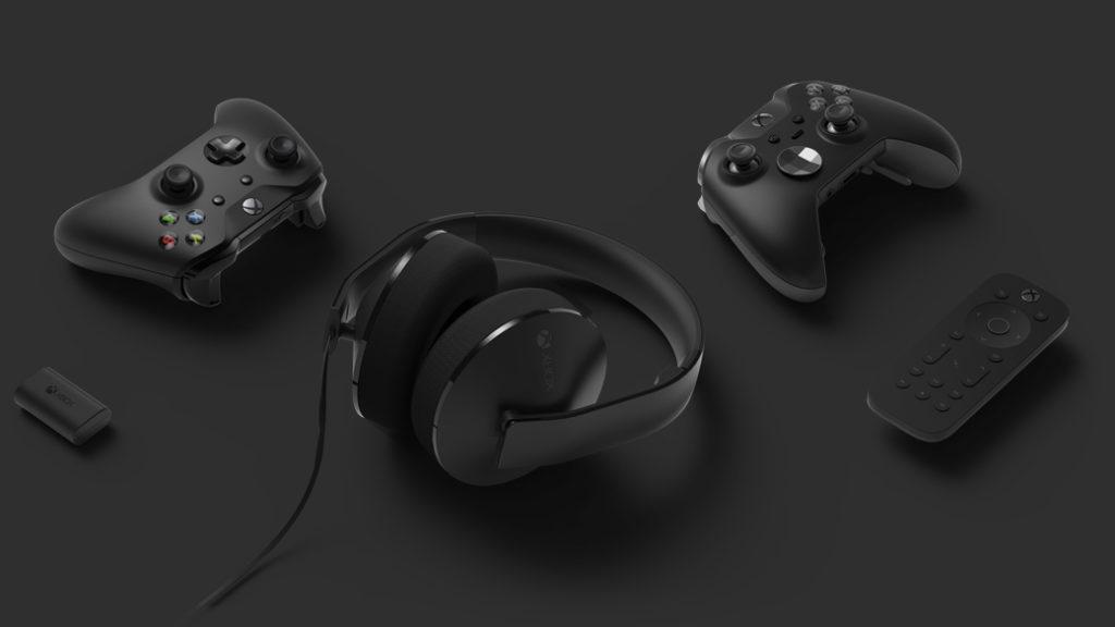 Xbox One X Accessories