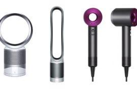 Dyson Air Purifiers Hair Dryer