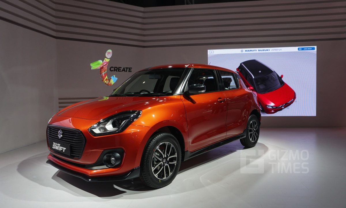 Maruti Suzuki All New Swift