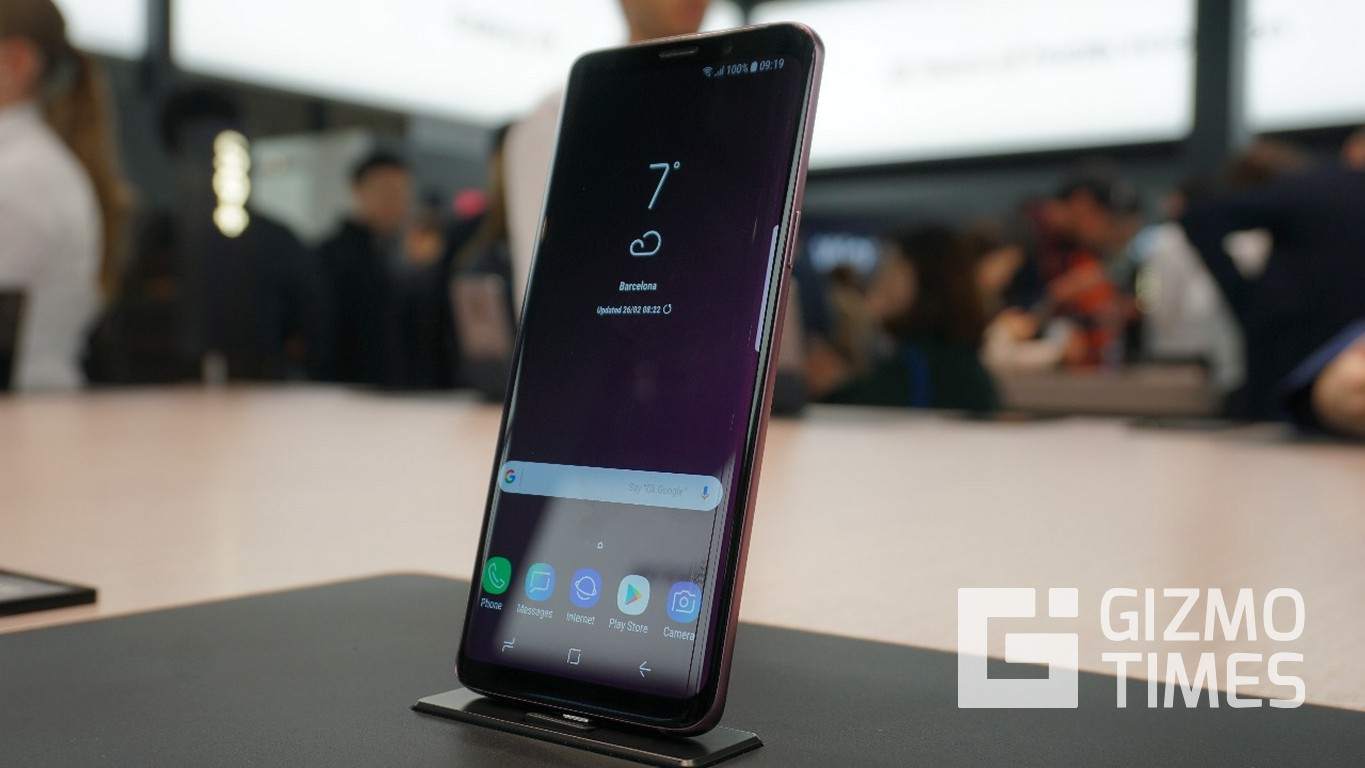 Samsung Galaxy S9+ featured