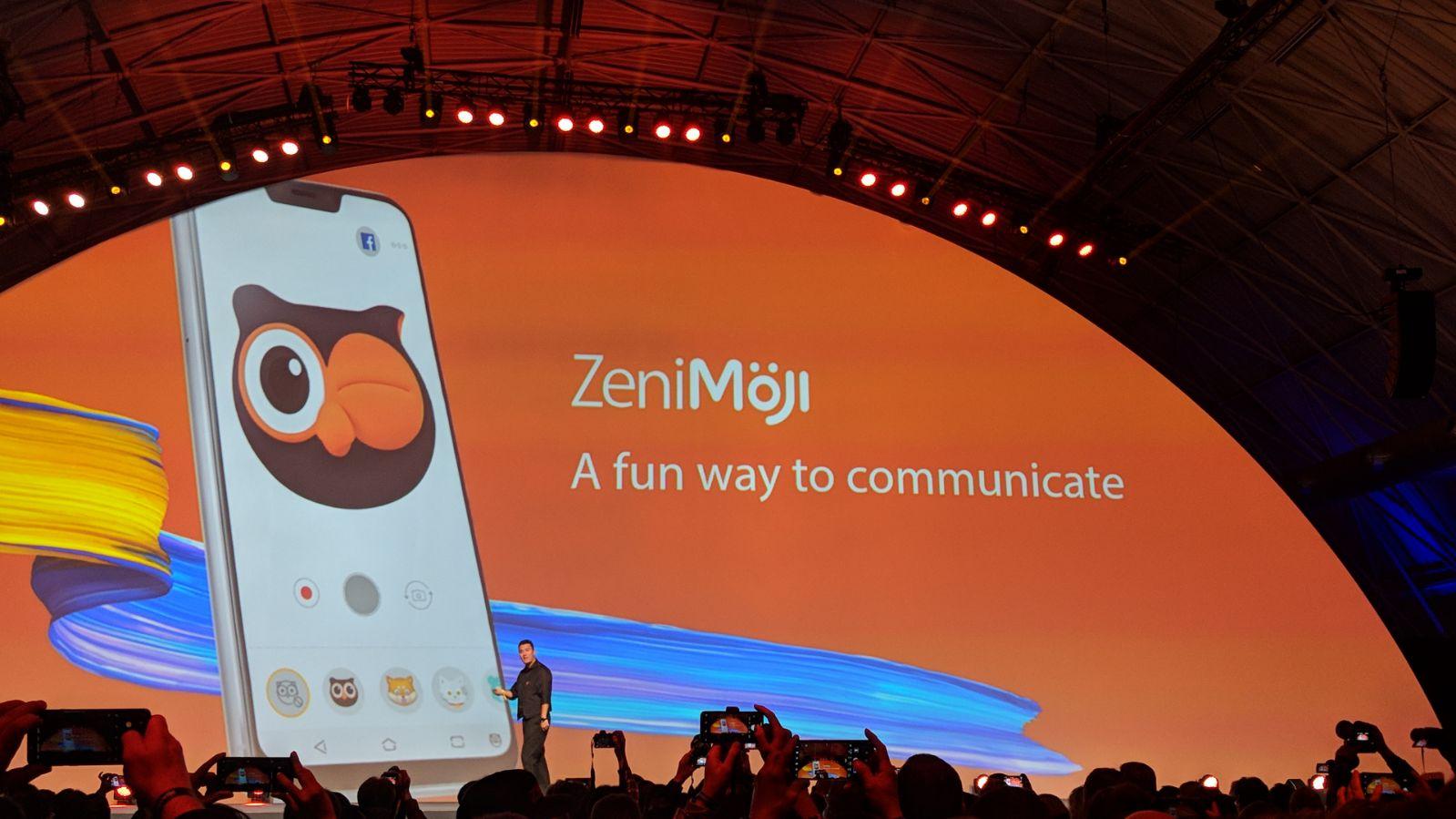 ZenFone 5 ZeniMoji