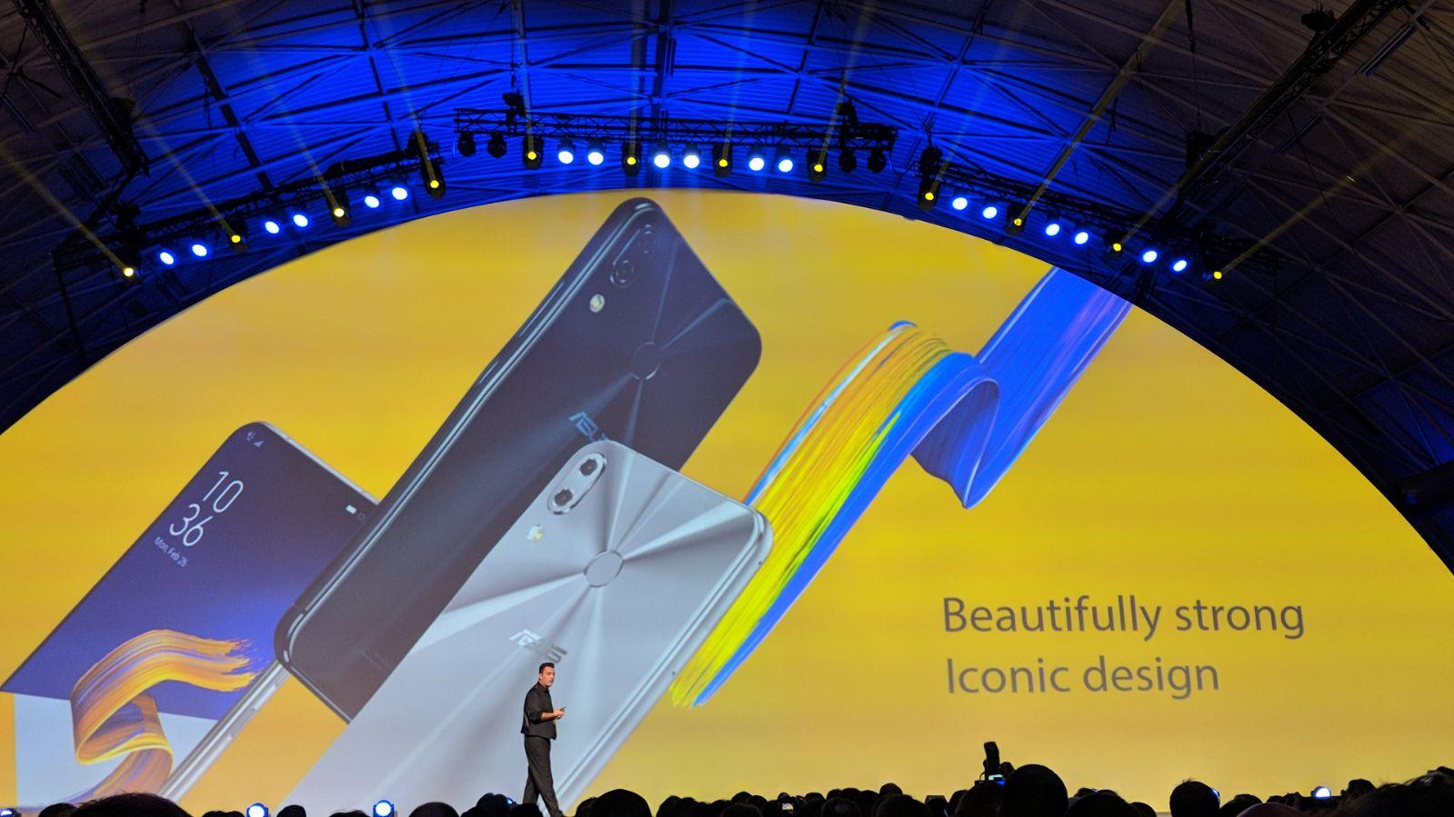 ZenFone 5 back