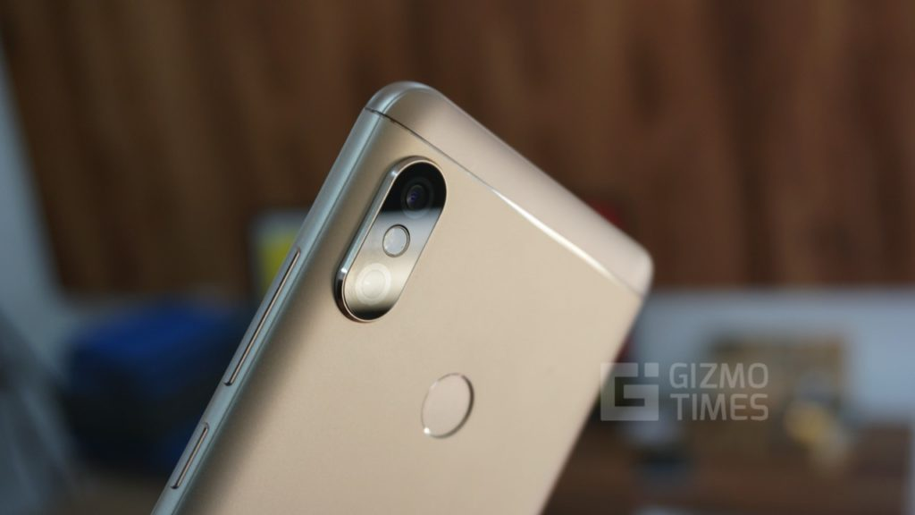 Xiaomi Redmi Note 5 Pro Rear Camera