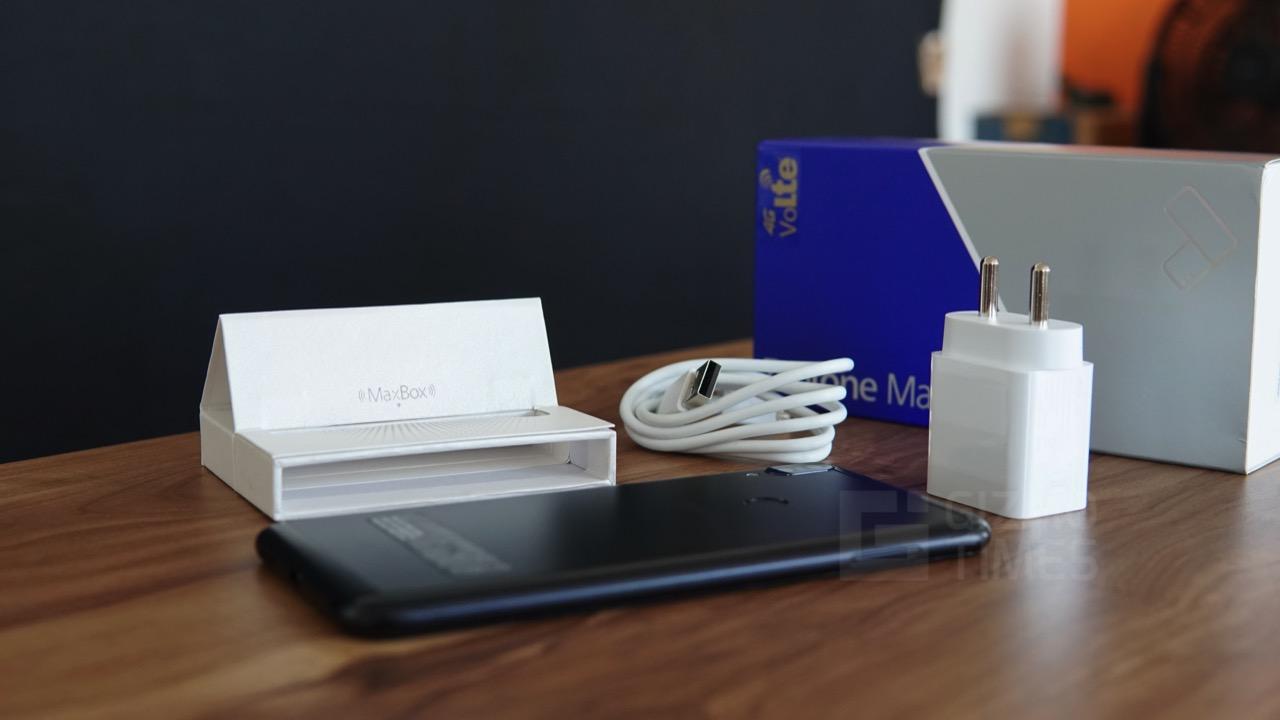 ASUS ZenFone Max Pro M1 Contents