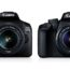 Canon EOS 1500D and 3000D