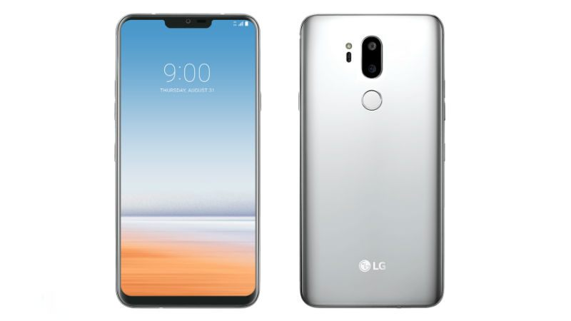 LG G7 leaked renders suggest an RGBW Panel, thinner chin ...