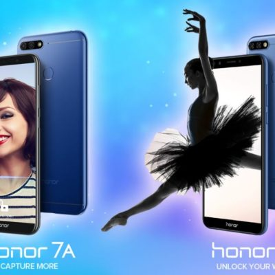 Honor 7C & 7A
