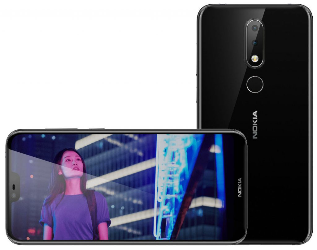 Nokia X6 With 5 8 Inch 19 9 Display Snapdragon 636