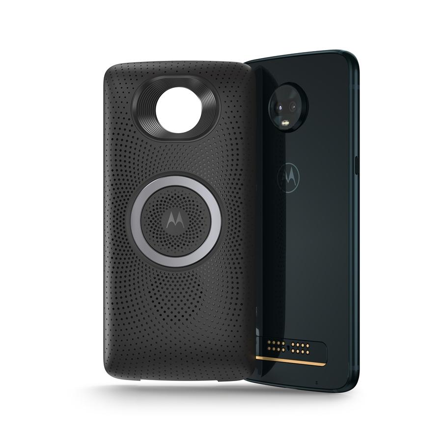 Speaker Mod for Moto Z3 Play