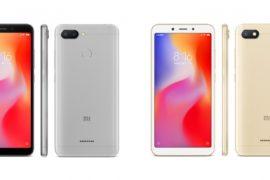 Xiaomi Redmi 6 & Redmi 6A
