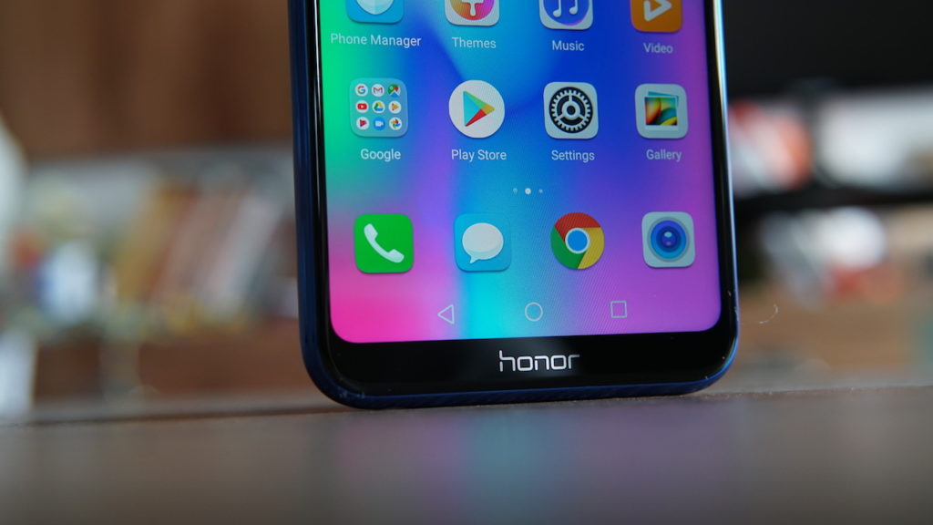Honor 9n front