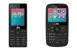 JioPhone vs JioPhone 2