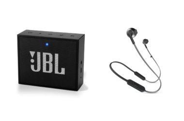 JBL Go+ & JBL T205BT