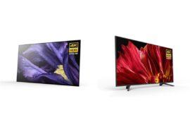 Sony Bravia Master TVs