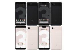 Google Pixel 3 & Google Pixel 3 XL