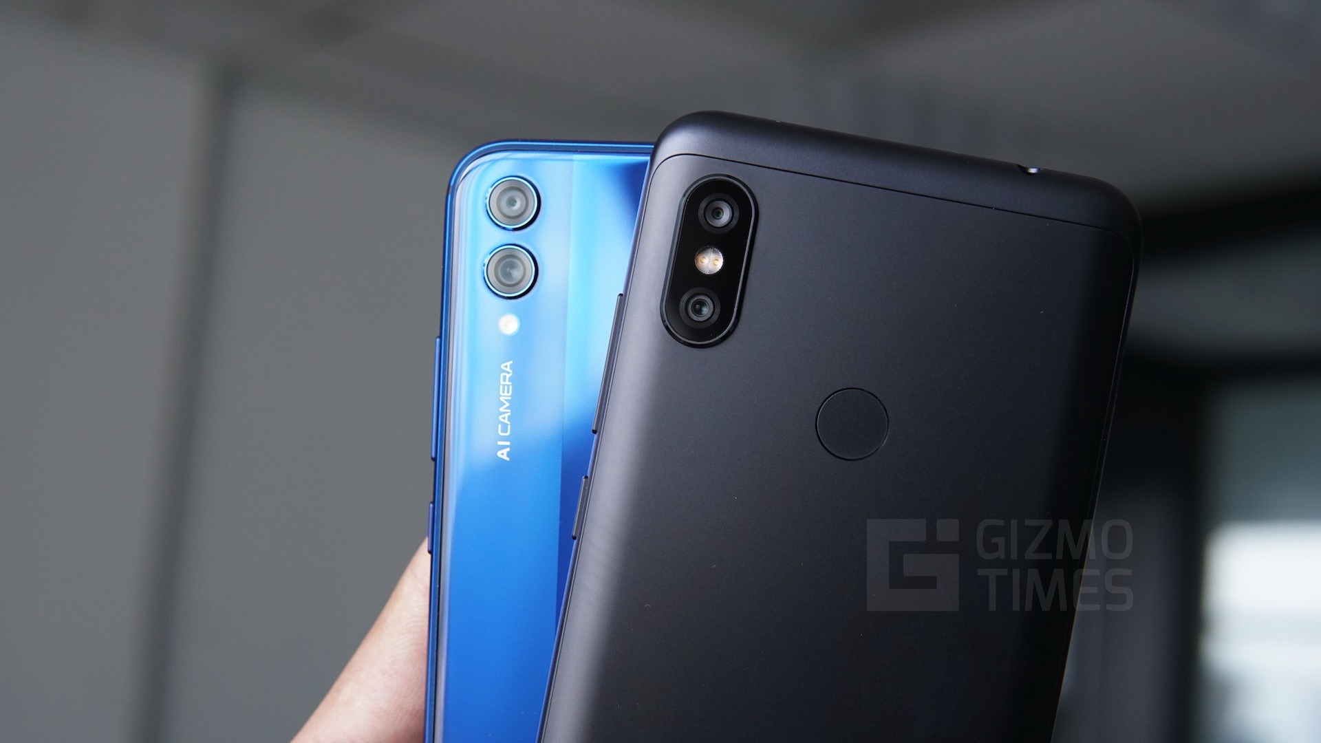 Honor 8X vs Xiaomi Redmi Note 6 Pro Cameras
