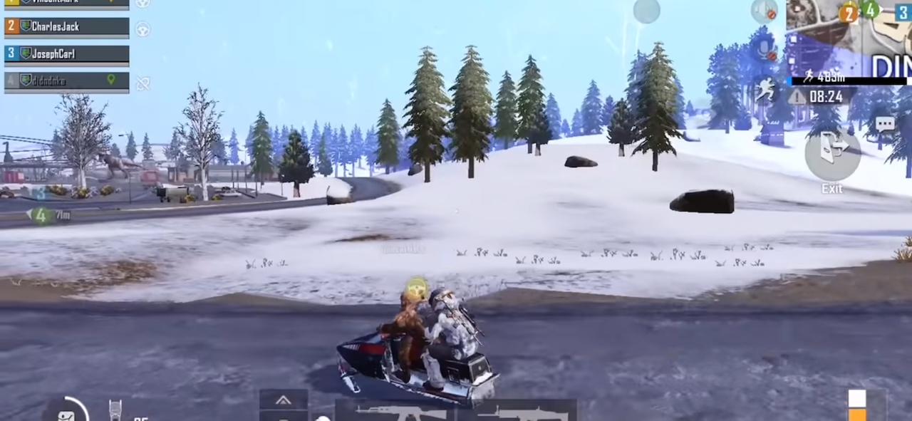 Pubg Mobile To Release Snow Map Vikendi On December 20: PUBG Mobile 0.10.0 Rolling Out