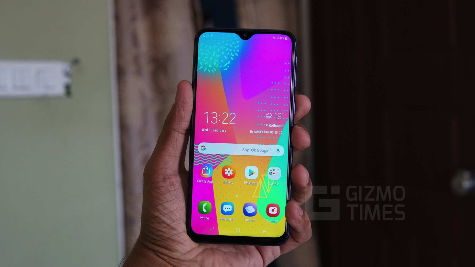 Samsung Galaxy M20 Review - Decent performance and battery