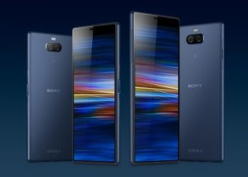 Sony Xperia 1, Xperia 10 and Xperia 10 Plus