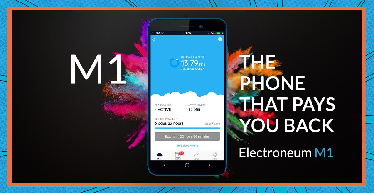 electroneum m1