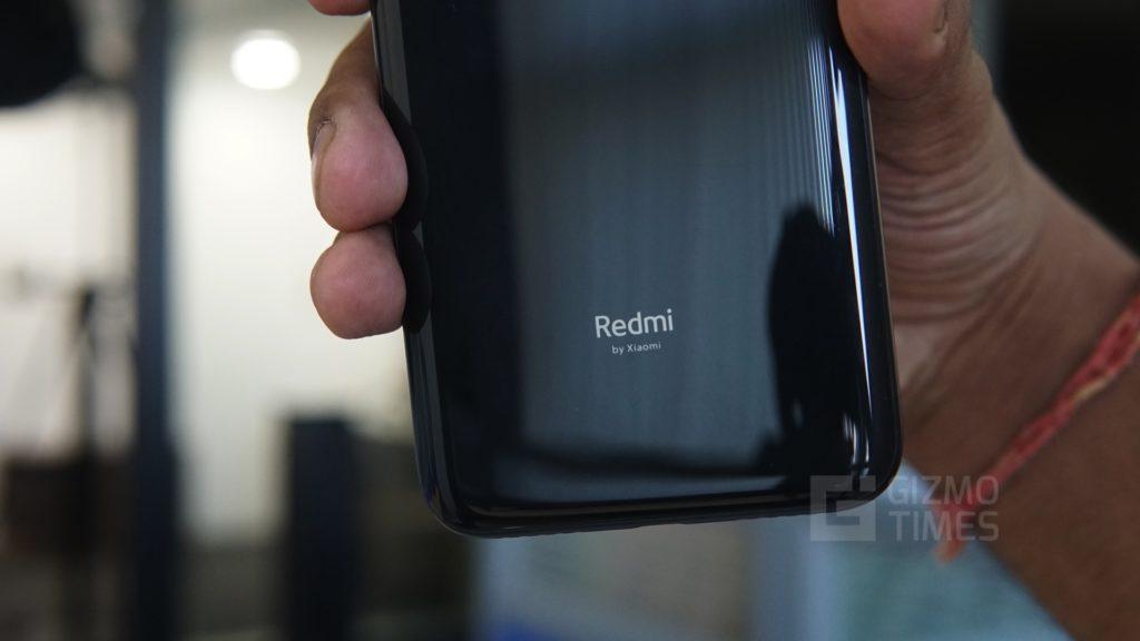 Xiaomi Redmi Y3 Back Bottom