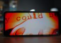 Motorola One Vision Display