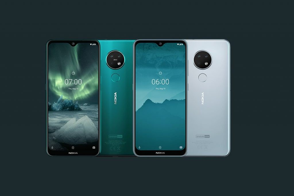 Nokia 6.2, Nokia 7.2 announced at IFA 2019: Specifications, features