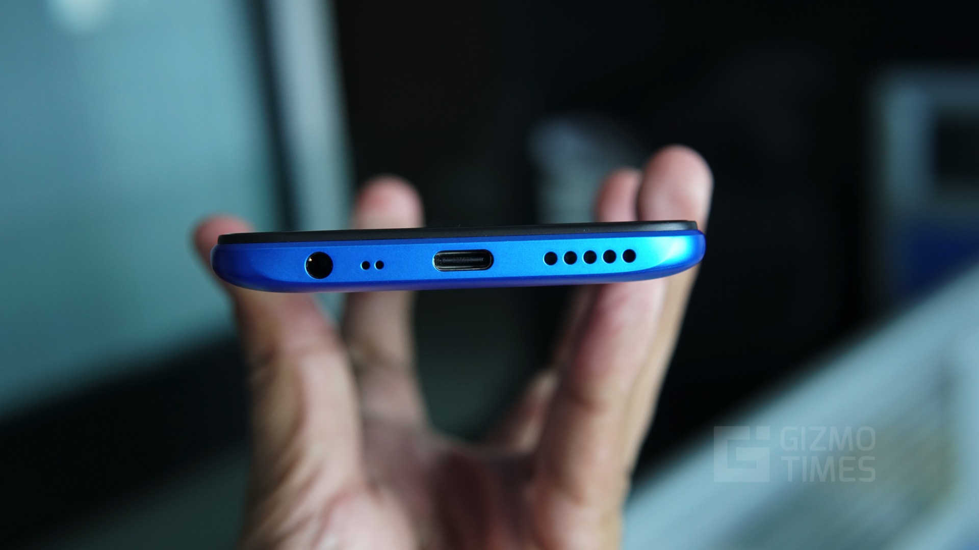 Redmi 8A Bottom