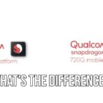 Snapdragon 730G vs 720G