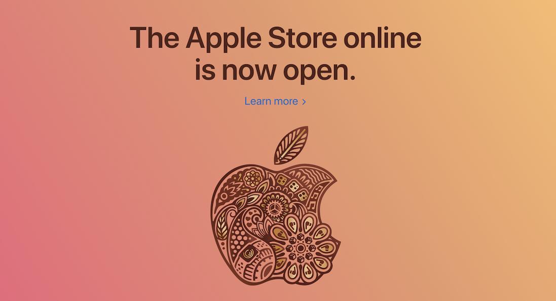 Apple India Online Store